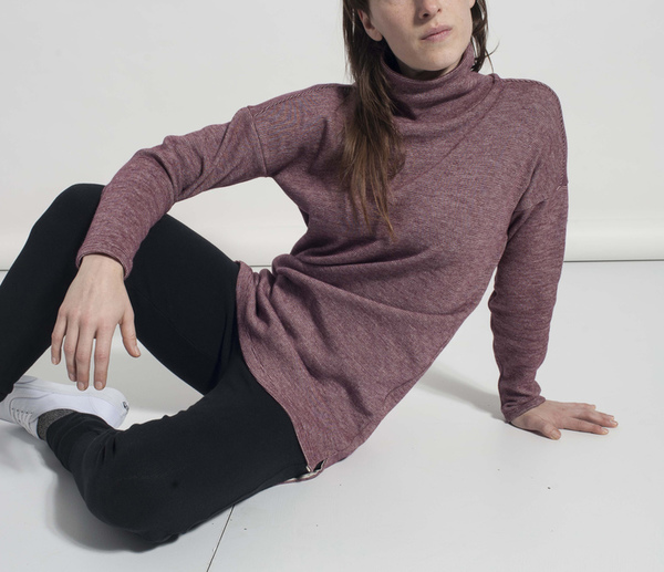 Hutchison Lina Turtleneck Tunic
