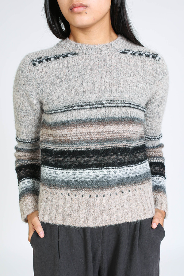 Antik Batik Tannis Pullover in Birch