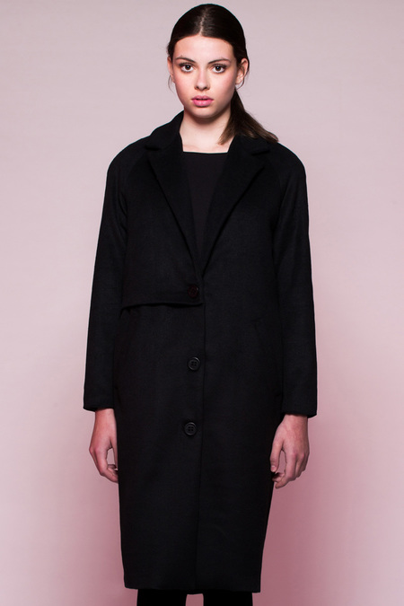 Valerie Dumain Kenneth Coat