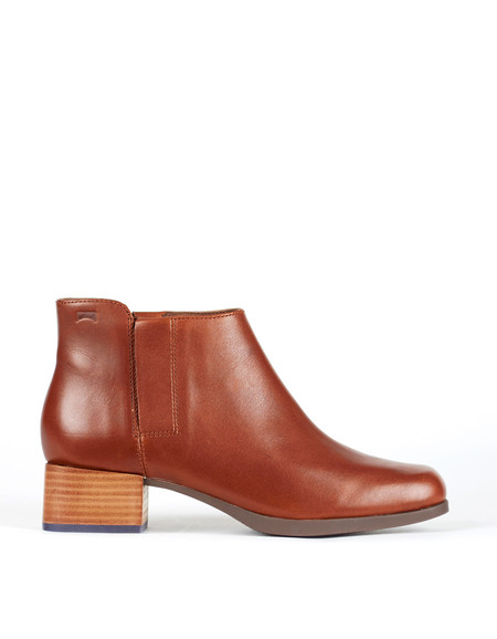 Camper Kobo Chelsea Boot Brown