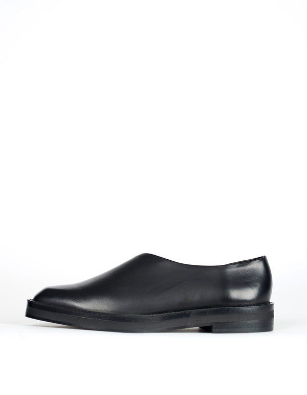 Miista Jessica Cut-Out Oxford Black