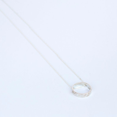 Covet + Keep Liza Necklace - Sterling Silver