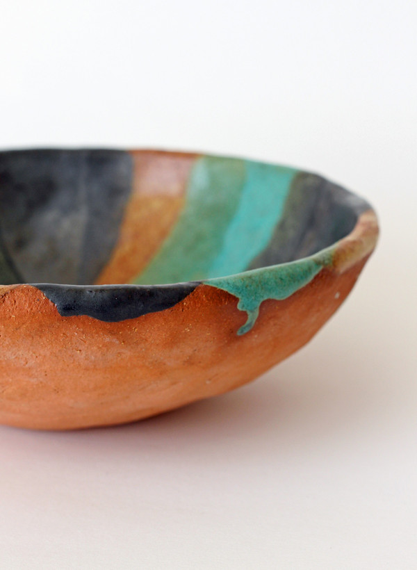 Shino Takeda Autumn Bowl