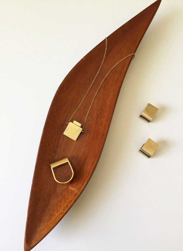 Laura Lombardi Tabula Necklace