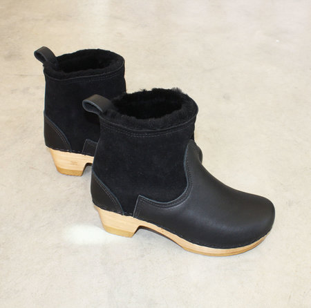 No.6 Shearling Boot