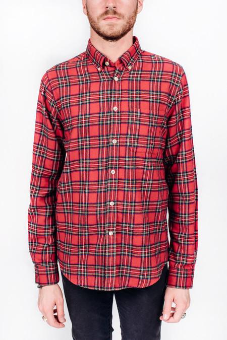 Men's Portuguese Flannel Molhe Flannel Shirt