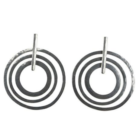 the 2 bandits Dart Earrings