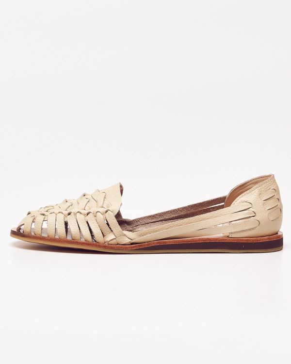 Austin Ecuador Huarache Sandal Bone - What's It Worth