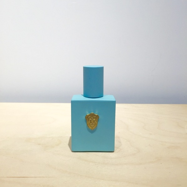 """Regime des Fleurs Perfume """"turquoise"""""""