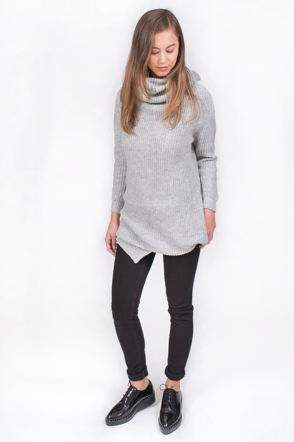 Oskar Knit Jumper