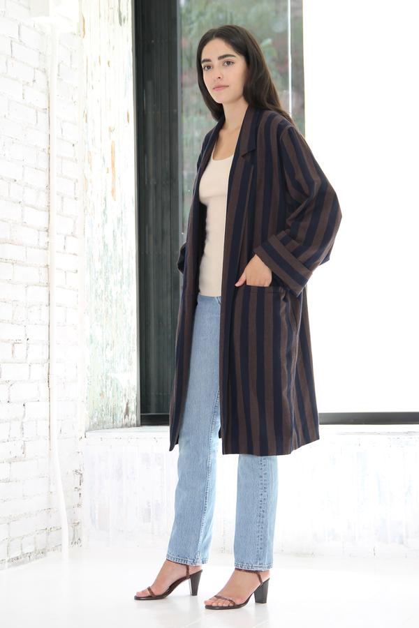 DUO NYC Vintage Wool Duster