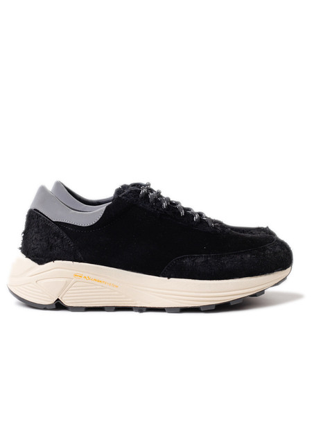 Men's Our Legacy Mono Runner Black Texture