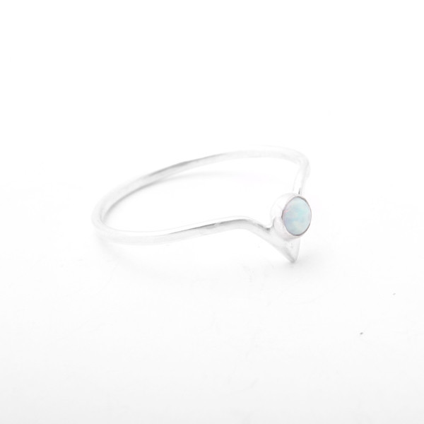 Drift/Riot Narcissus Opal Ring