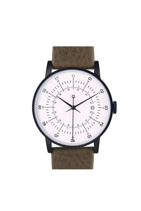 Men's Squarestreet SQ38 Plano Watch Army