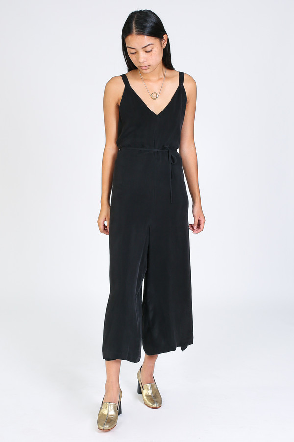 Shaina Mote Florence jumpsuit in ink