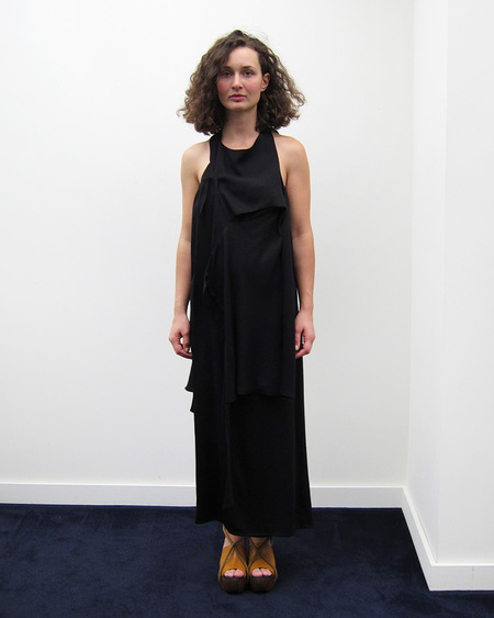Eckhaus Latta Perpetual Dress