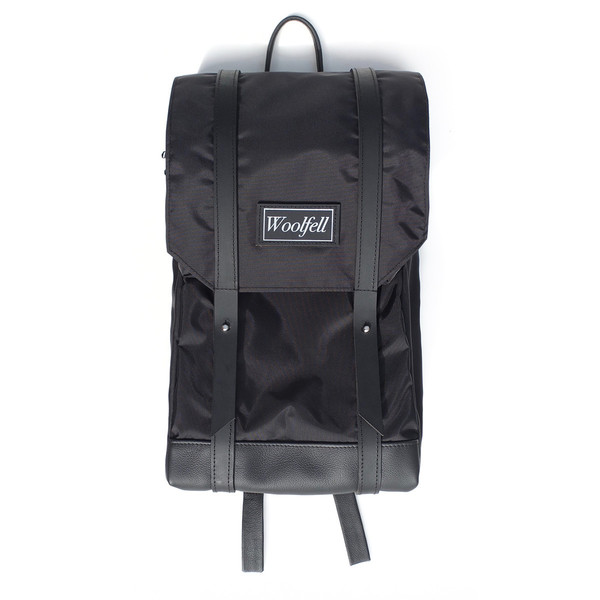 Woolfell - Warrior Backpack in Olive/Brown
