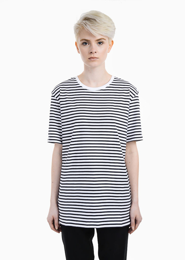 Kowtow Building Block Striped Tee