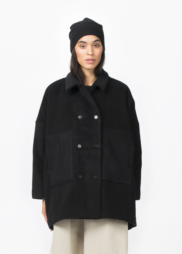 Manuelle Guibal Bubu Coat