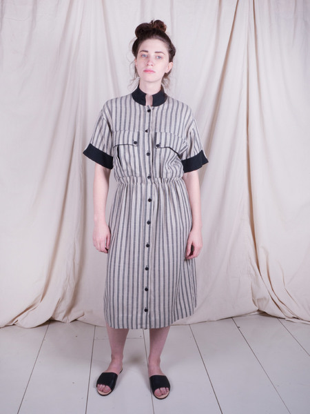 Woods Vintage Striped Dress