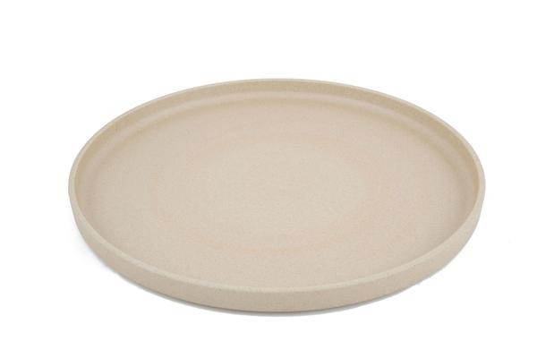 "Hasami Natural Plate 11.3/4"" x 7/8"""