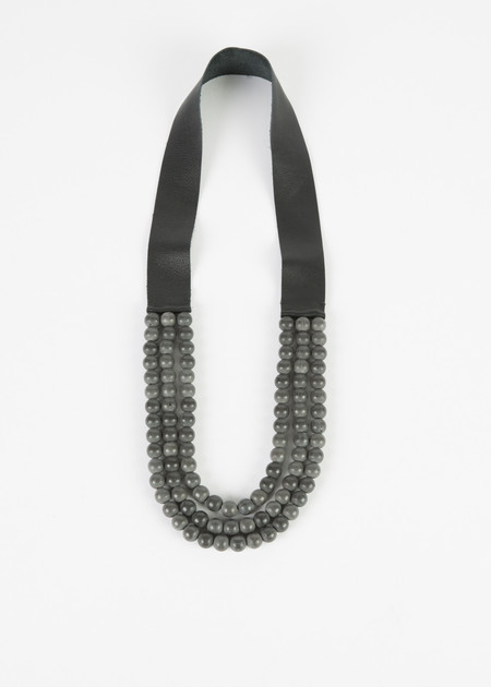 Hannes Roether Beton Necklace