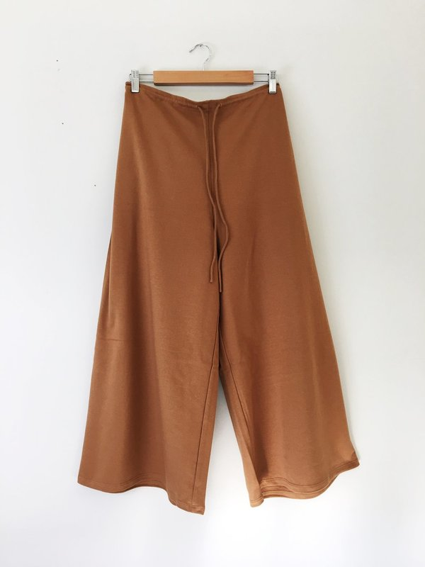 Revisited Matters Wide Pants Clay