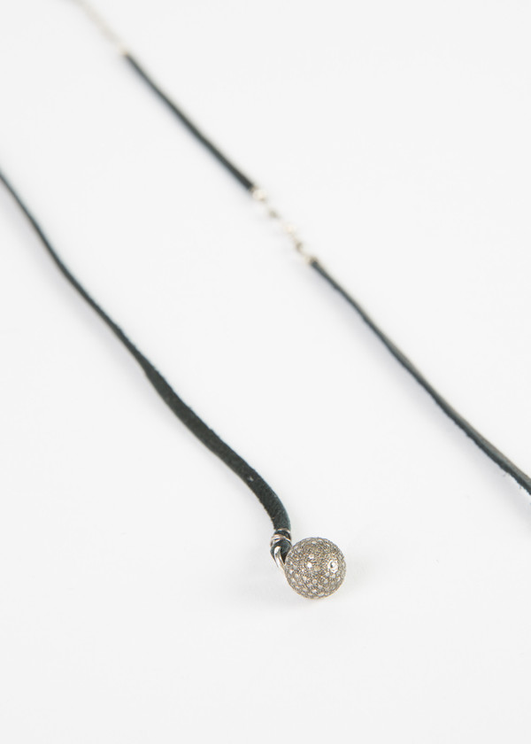 Jewels by Piper Black Lariat Necklace