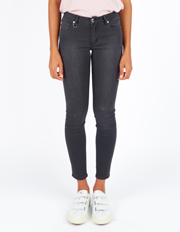 Neuw Razor Skinny Jean Treasure Black