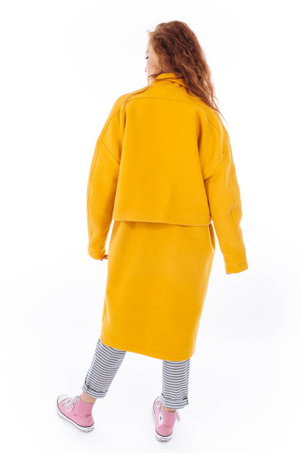 Reality Studio Roger Coat (Yellow)