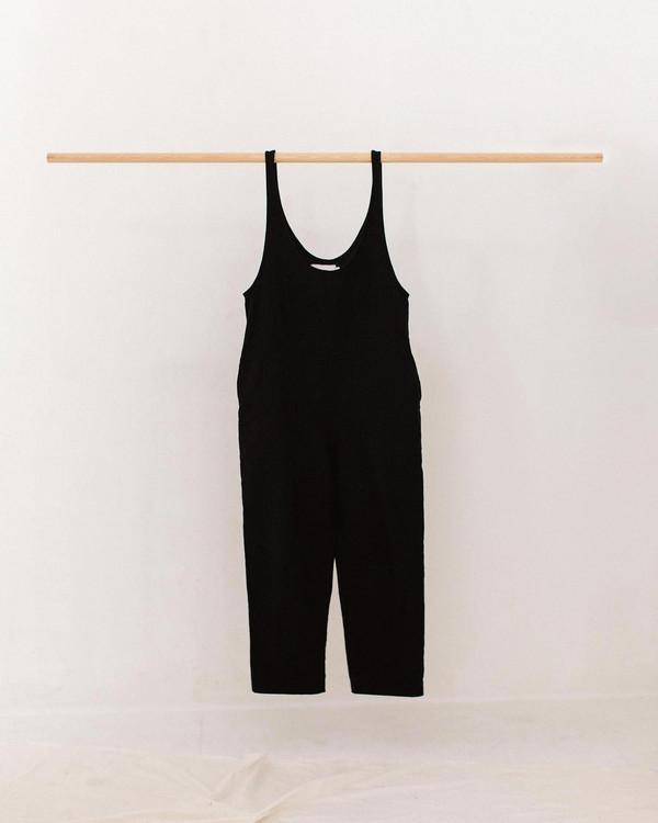 Open Air Museum Ballard Jumpsuit - Black