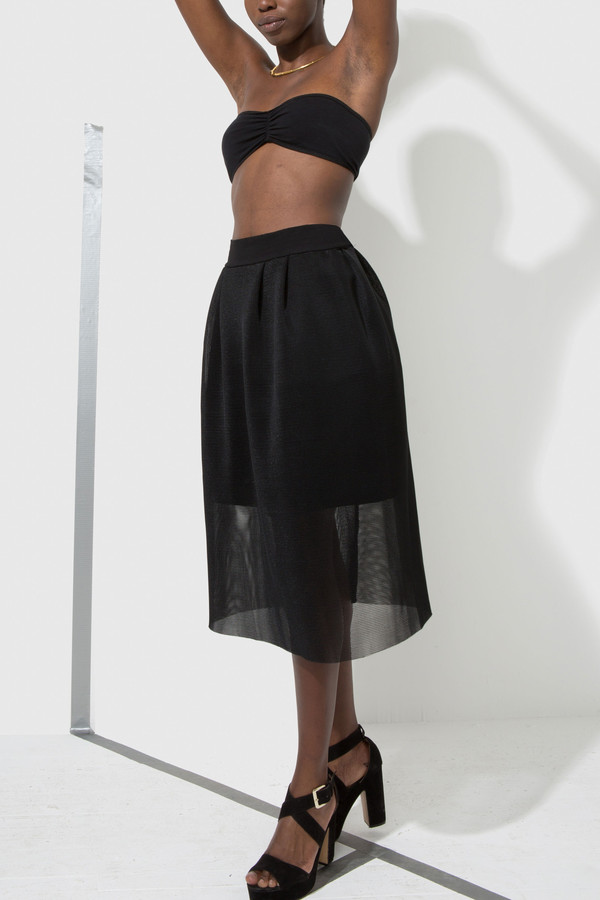 Enda Juliet Mesh Skirt