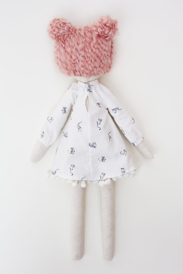 Polka-Dot Peanut Parade friends forever doll - rosie
