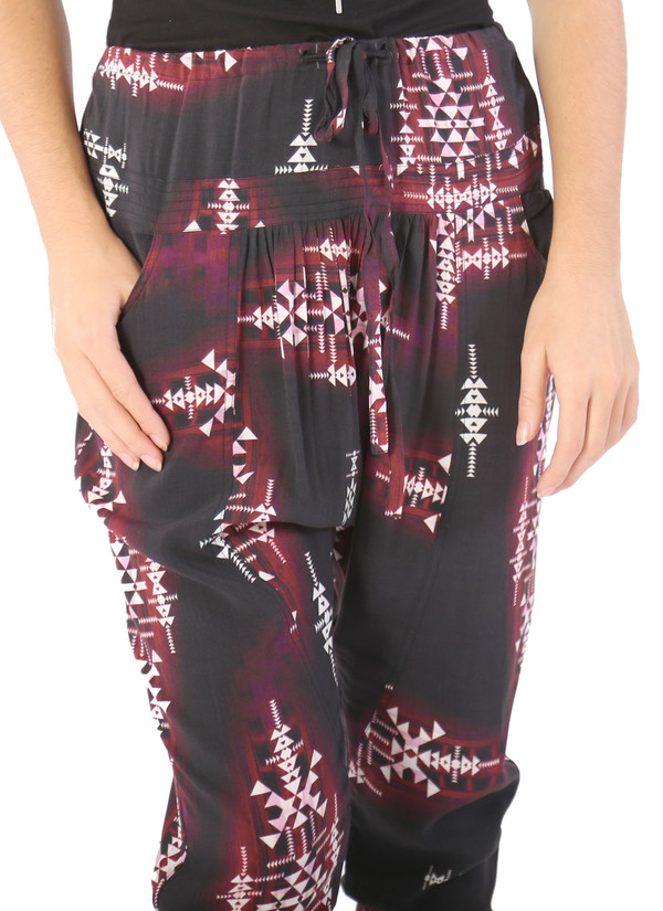 THE ODELLS Drawstring Slouch Pant