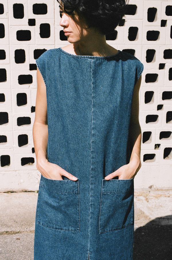 Ilana Kohn Lilly Dress - denim