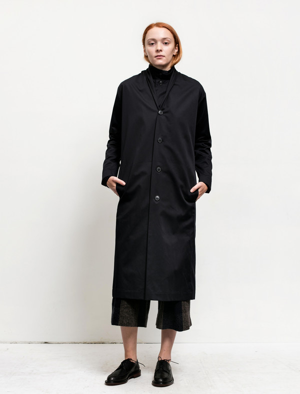 Stephan Schneider Womens Coat Moody Navy