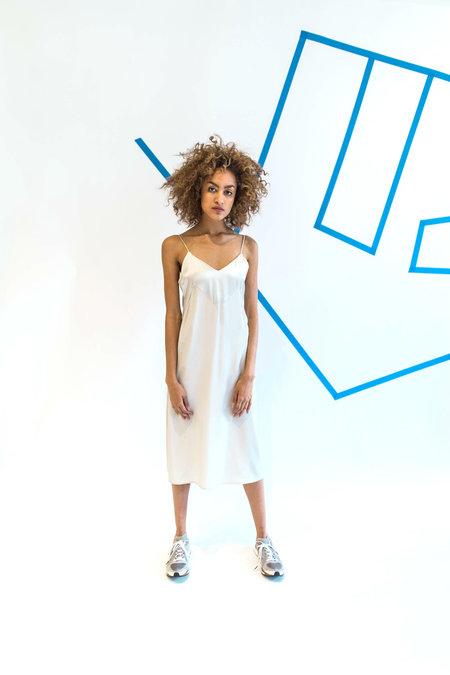Carleen Moss Slip Dress