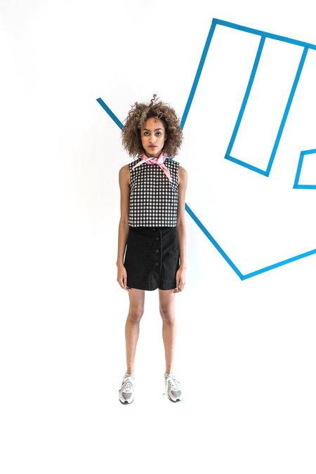 Carleen Snap Skirt