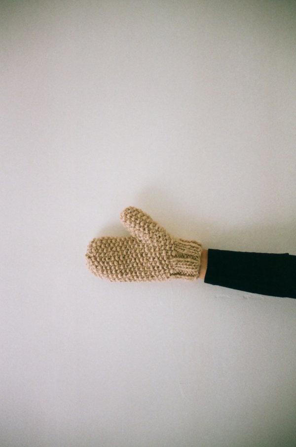 Han Starnes Handspun Mittens