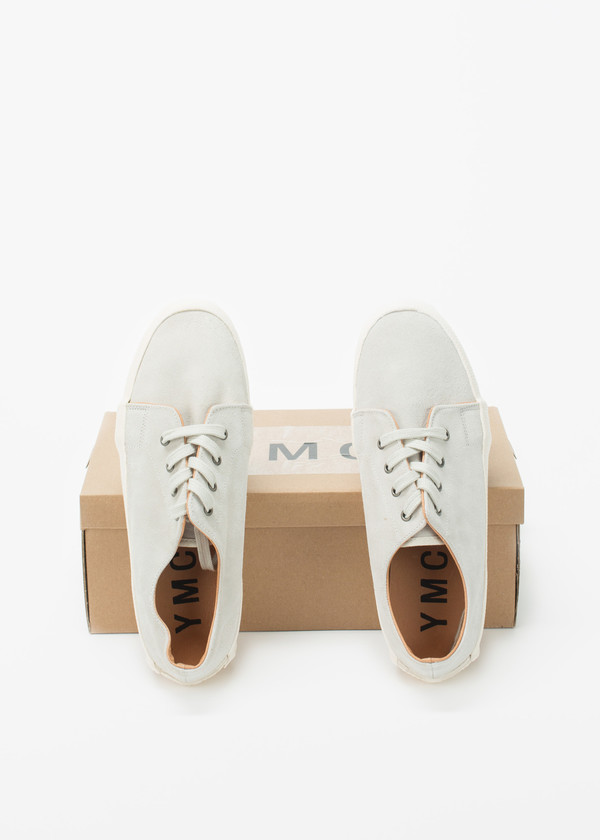 You Must Create Suede Lace Up Trainer