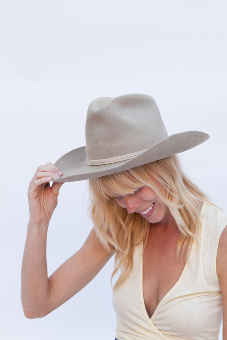 Lykke Wullf Laredo Western Hat