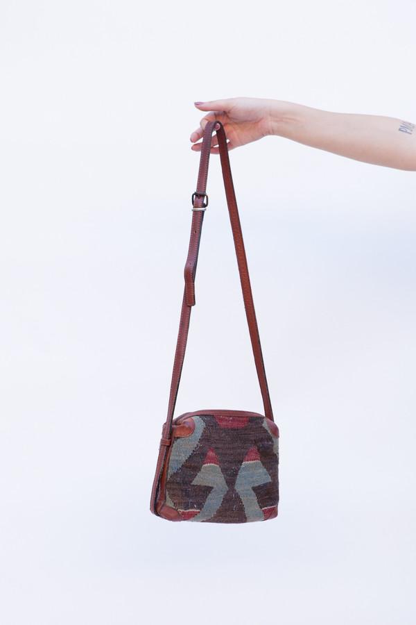 Lykke Wullf Vintage Textile Handbag