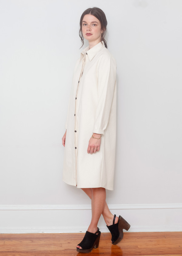 Megan Huntz Lena Shirt-Jacket-Dress