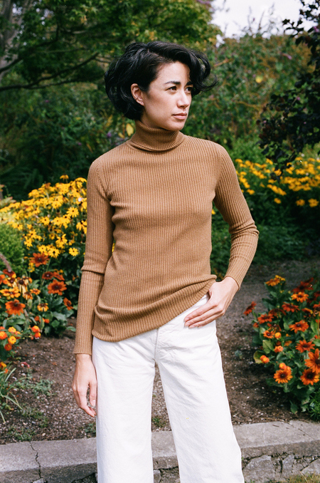 DemyLee Ginny Pullover - camel
