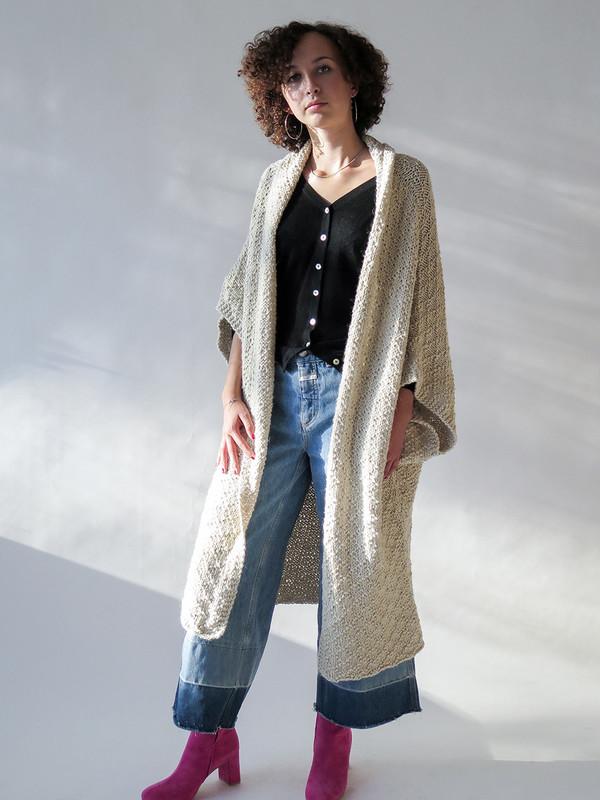 Erica Tanov Kimono Cardigan