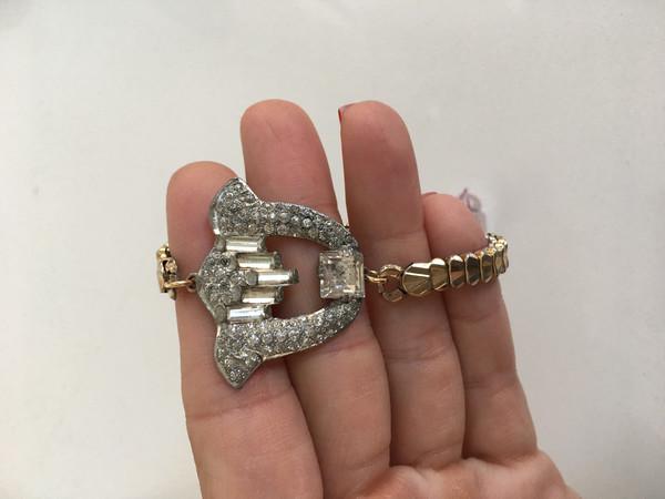 Natalie B Lucille Vintage Bracelet