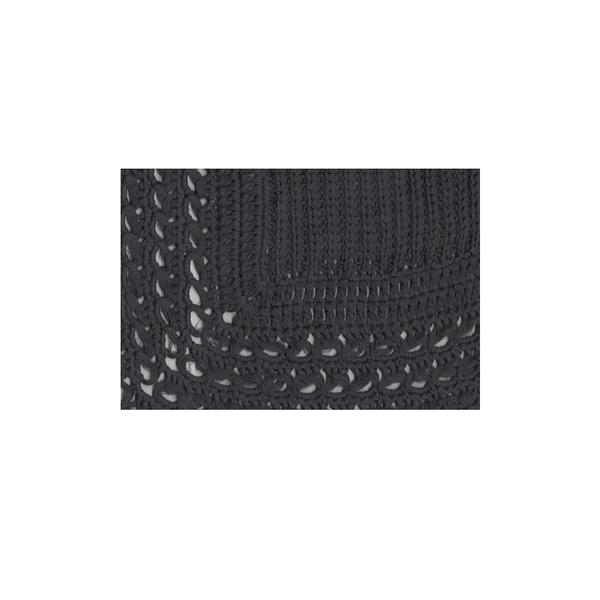 Farah Hand-Knit / Crochet Dress-S