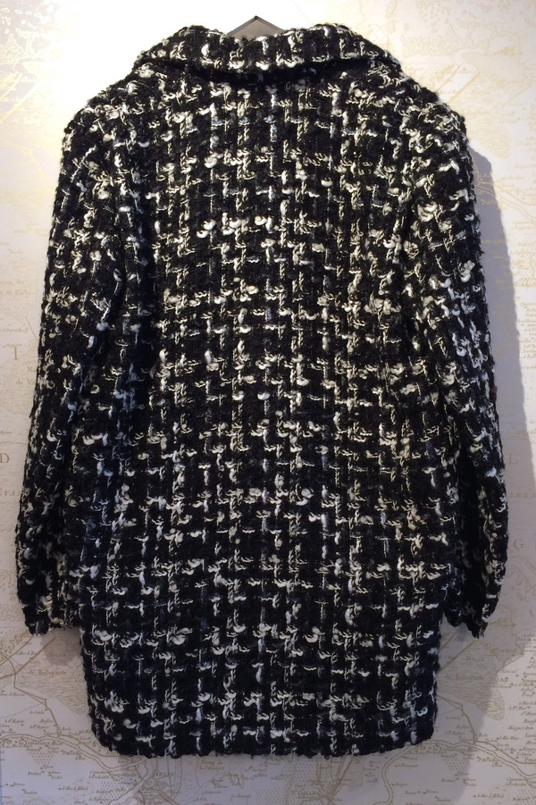 IRO Tweed 'Kailis' Coat