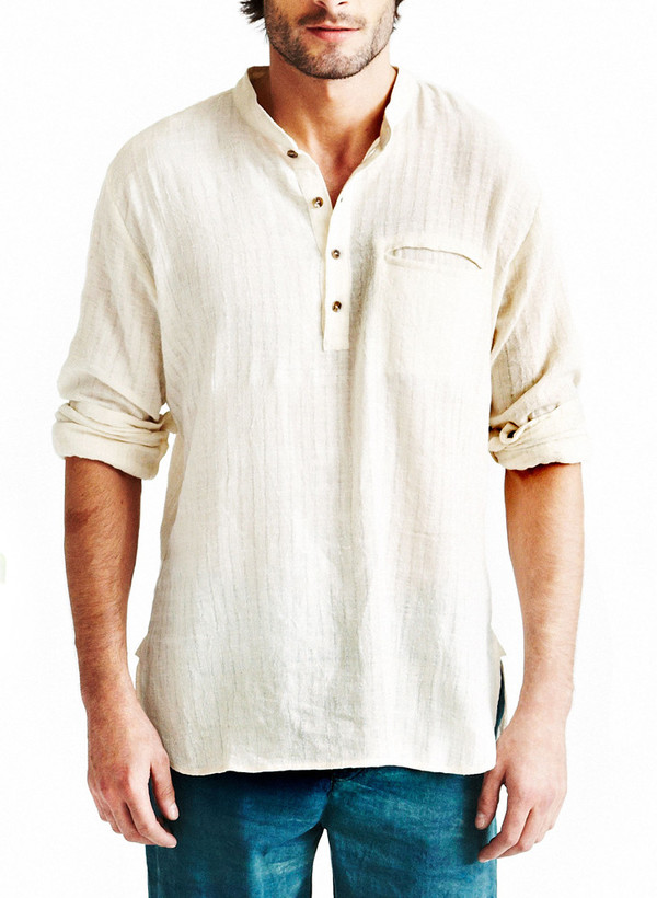 Men's Seek Collective Neruda Shirt