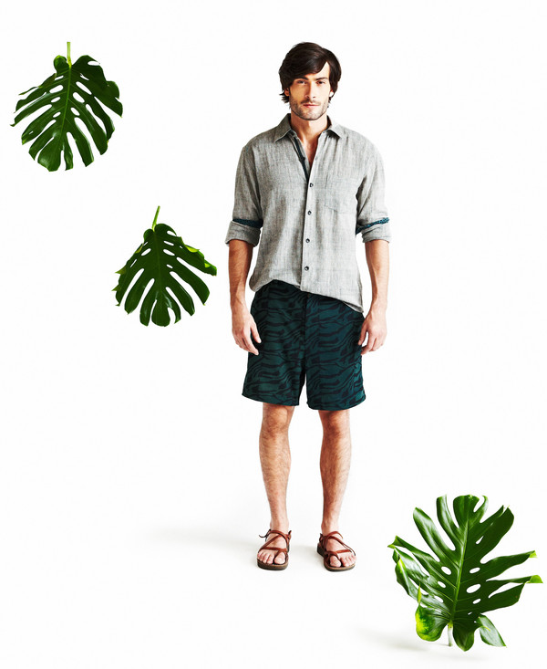 Men's Seek Collective Tishon Shorts
